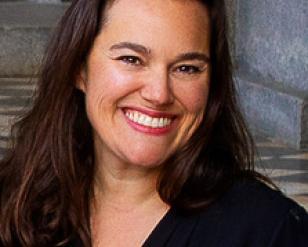 Missy Garvin smiling