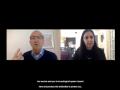 video of Dr. Gonzalez-Mendez and Dr. Merith Weisman